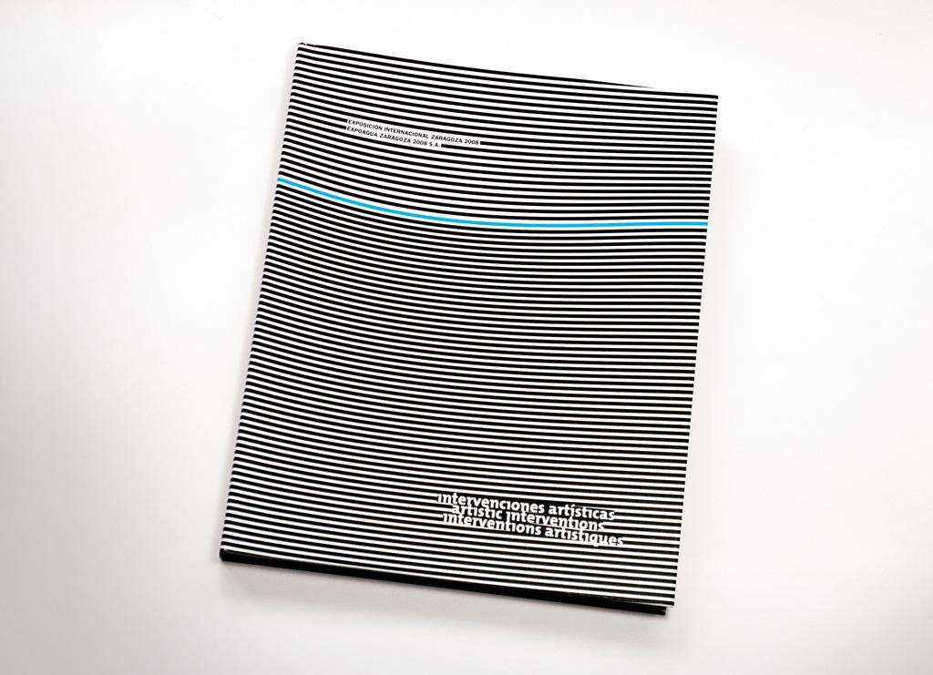 Cubierta Editorial Intervenciones Artísticas