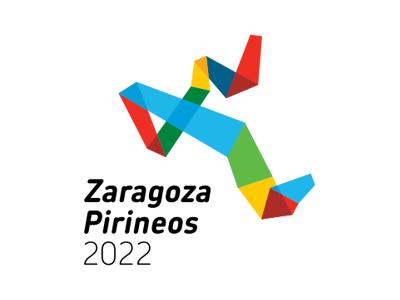 Logotipo Zaragoza-Pirineos 2022