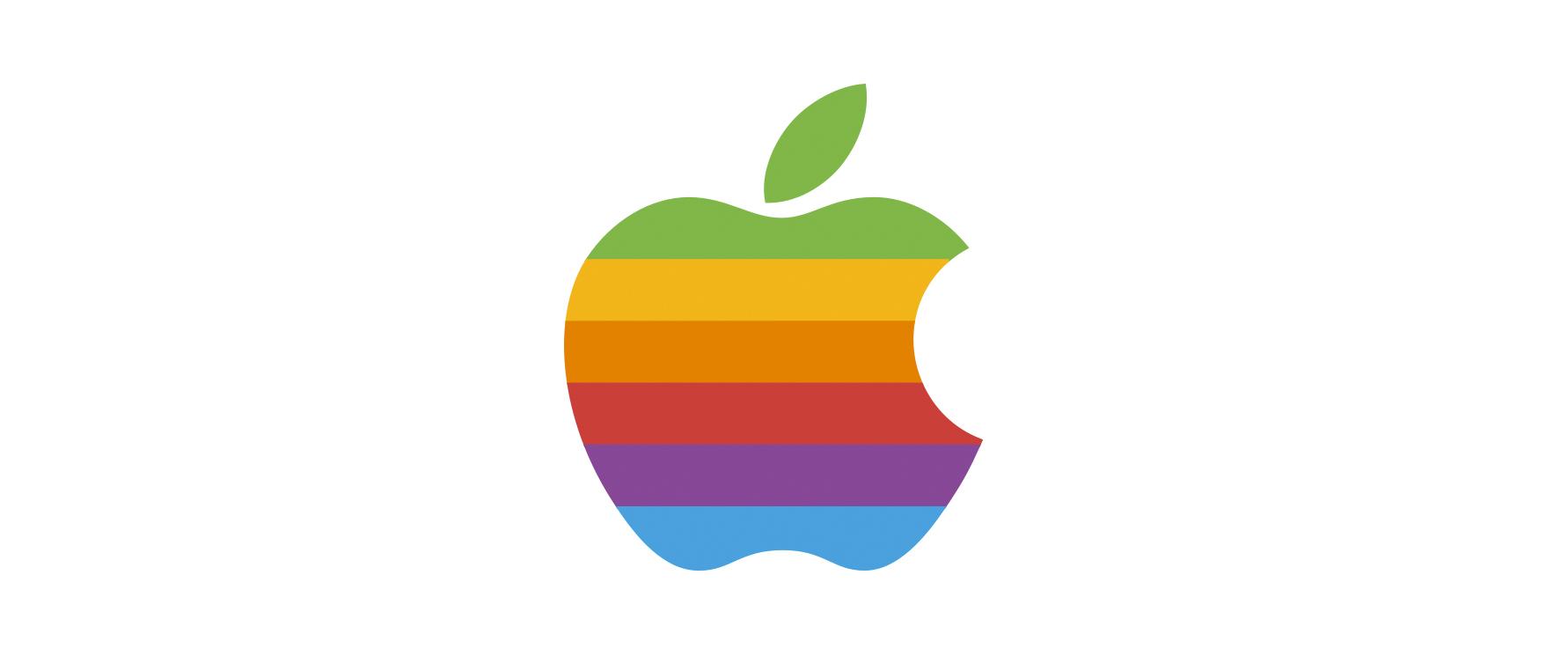 Logotipo de Apple Rob Janoff 1977