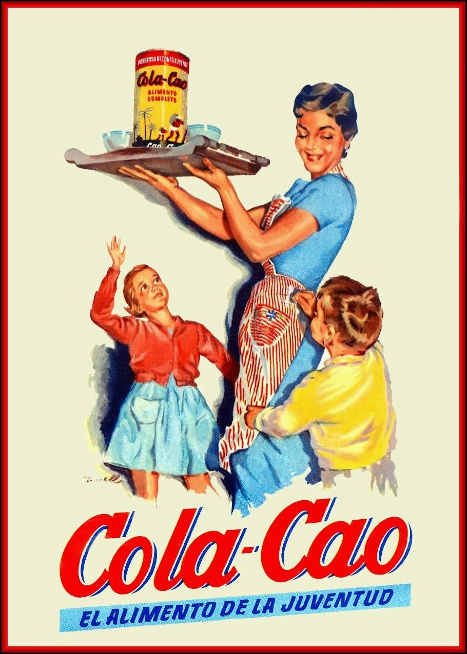 Cola Cao es una de las marcas españolas más míticas