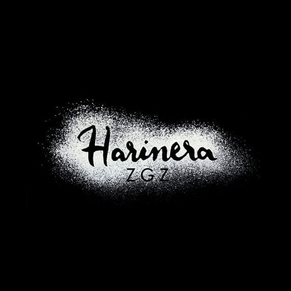 Diseño de logotipo con el que participamos en el concurso para el diseño de la imagen corporativa de Harinera ZGZ