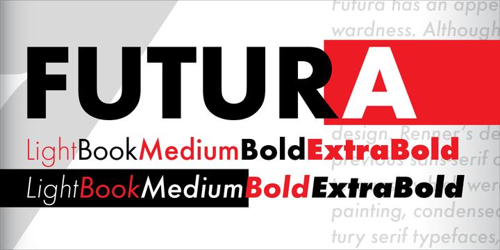 Una de las tipografías más utilizadas en la actualidad, fue diseñada en 1927 oir Paul Renner