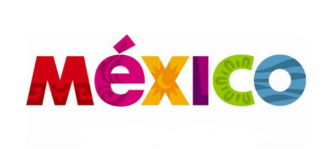 Este es el logotipo de la campaña de branding para México