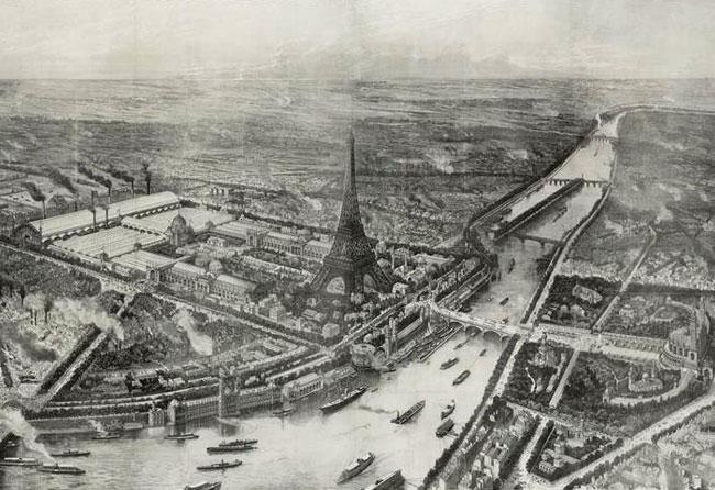 Se puede decir que la Exposición Universal de París de 1889 fue el inicio de lo que hoy se conoce como city branding