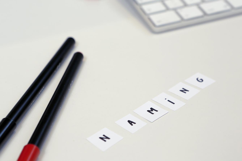 El naming es uno de los procesos creativos más importantes a la hora de crear una marca