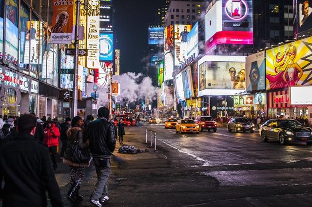 Este rebranding está inspirado también en las luces y colores que caracterizan a Nueva York