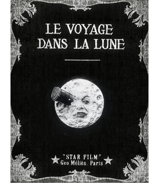 diseno-grafico-los-10-mejores-disenos-de-carteles-de-cine-le-voyage-dans-la-lune