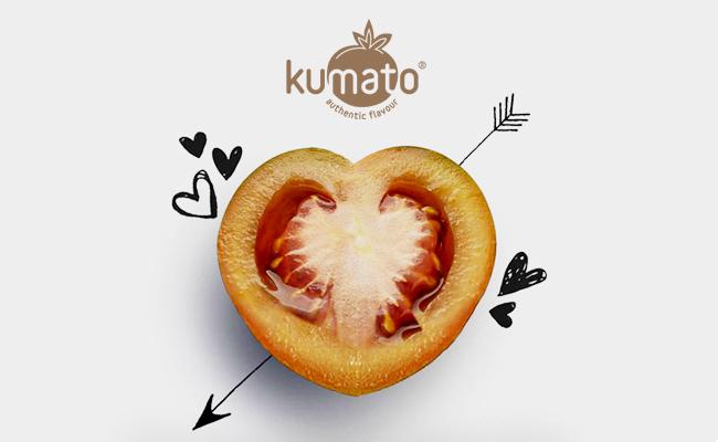 Diseño Kumato, el tomate más bonito