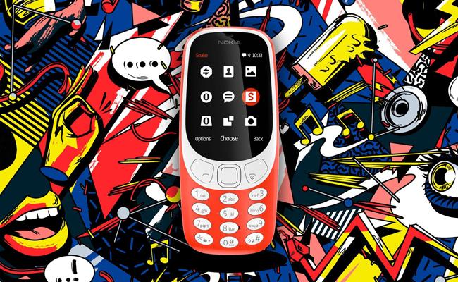 Nokia sorprende con el rediseño del modelo 3310.