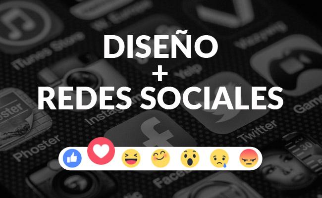 Diseño gráfico y redes sociales