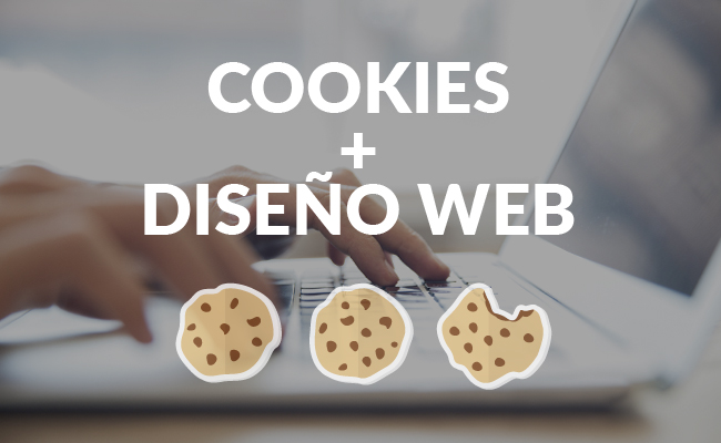 Diseño web y ley de cookies.