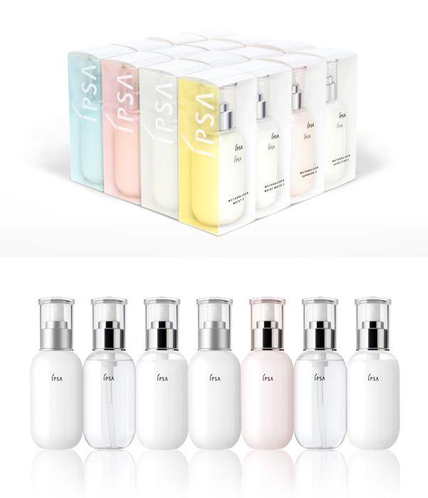 Diseño de packaging para el mercado asiático del producto Ipsa.