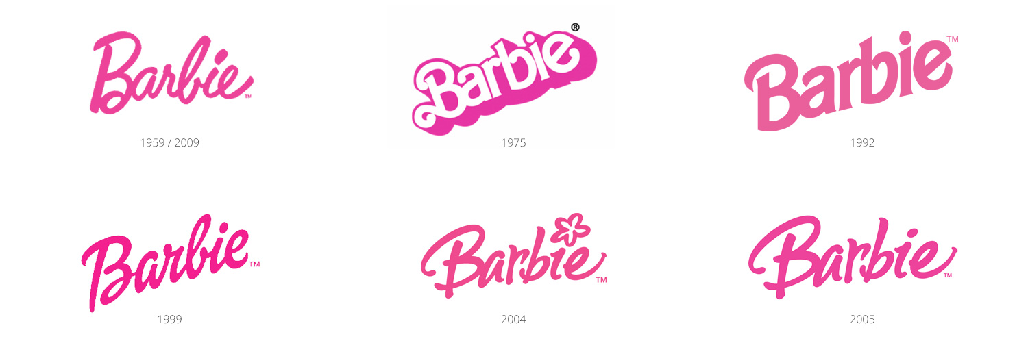 branding-evolucion-marca-barbie-logotipo