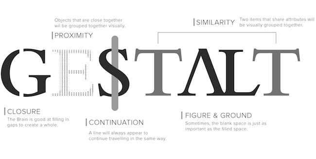El diseño gráfico requiere de formación en composiión, arte y color entre otras cosas.