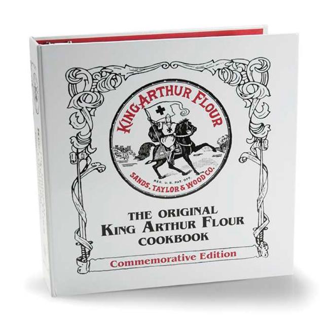 La marca de harinas y repostería King Arthur tiene un aire british pero en realidad es una marca americana que nació en 1790.