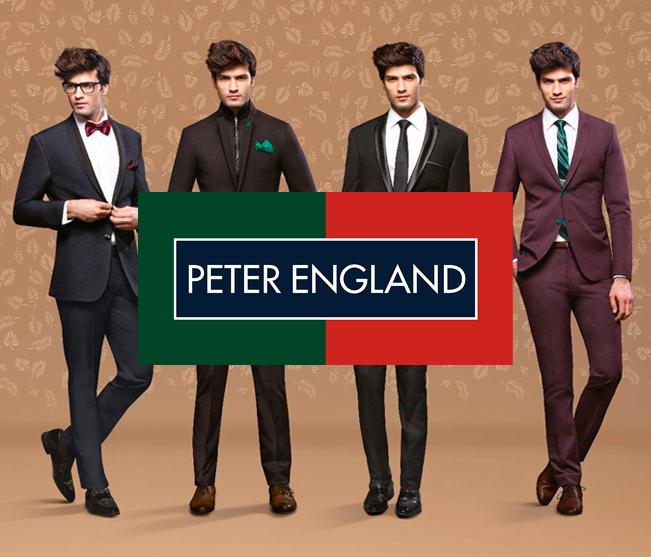 Peter England es otro claro ejemplo de foreign branding, donde la marca india trasmite estilo british.