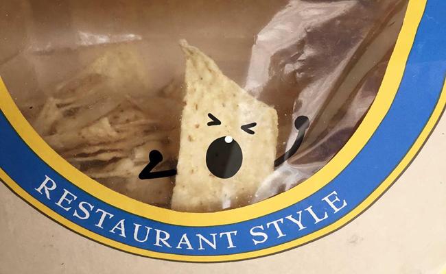 Patata animada de Sean Charmatz