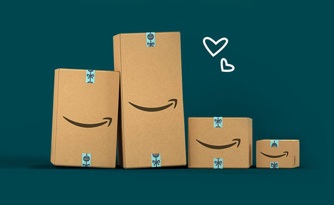 Formatos del packaging de Amazon